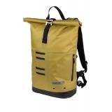 Ortlieb Commuter Daypack City, plecak rowerowy, mustard